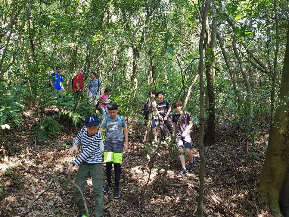 Hikes for Kids in Taiwan