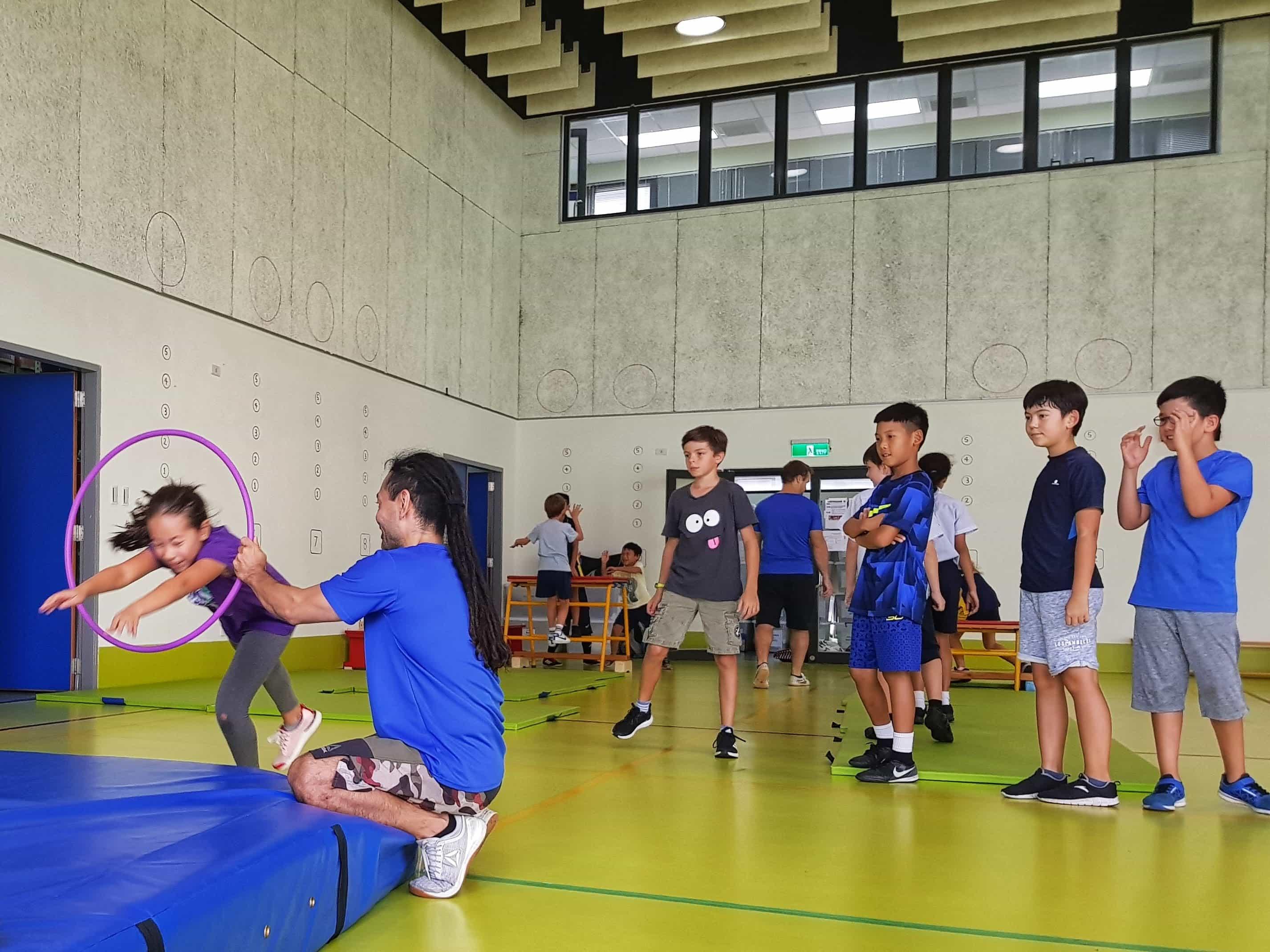 Imagine Parkour Extra Curricular Activities copy