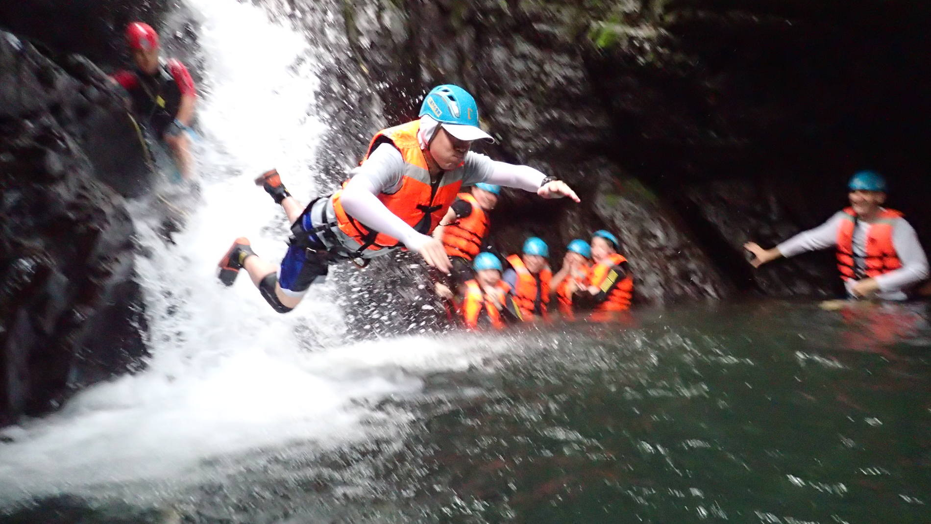 River Tracing Taiwan with Imagine