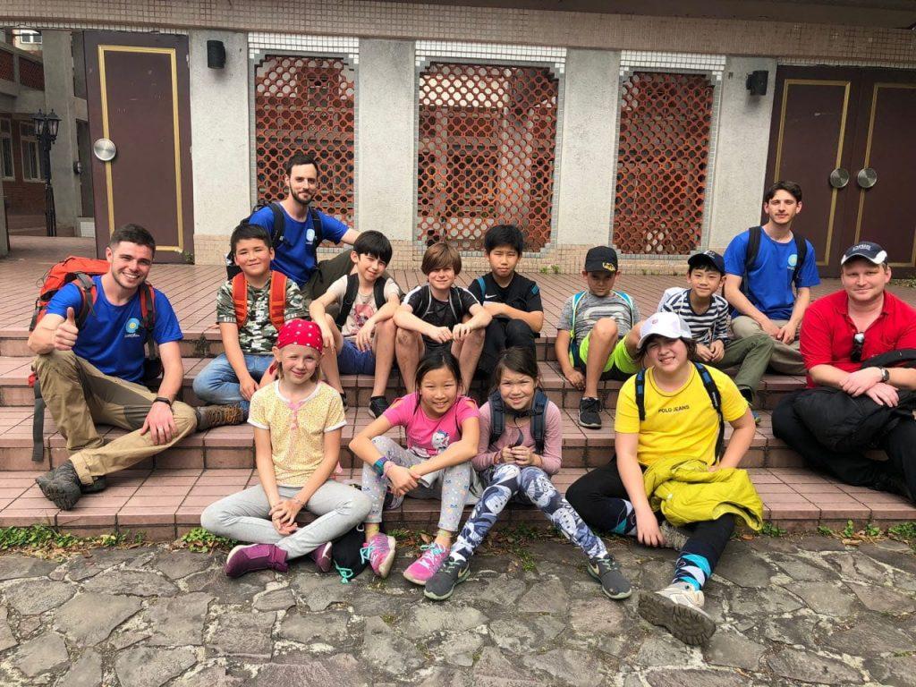 Survival training for schools