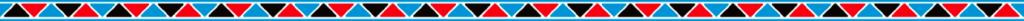 Blue red aboriginal pattern