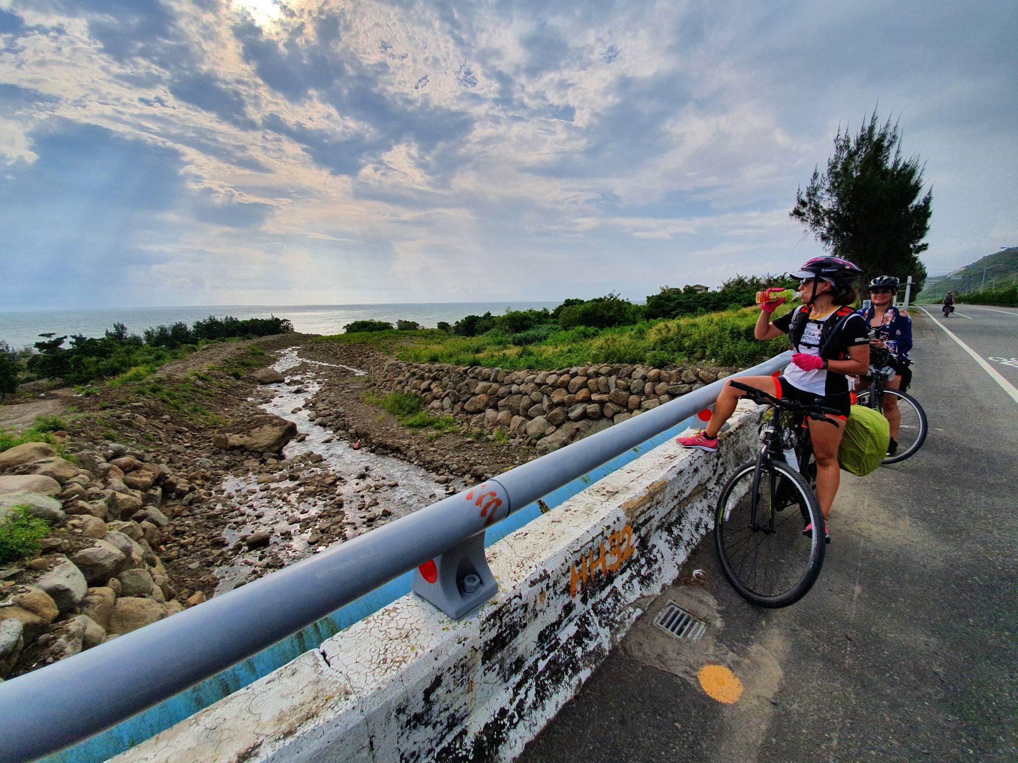 Cycle roadtrip in taiwan