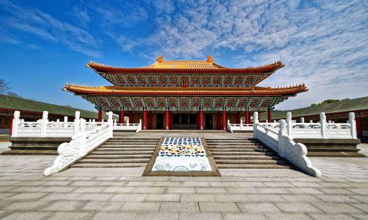 Kaosiung Confucious temple