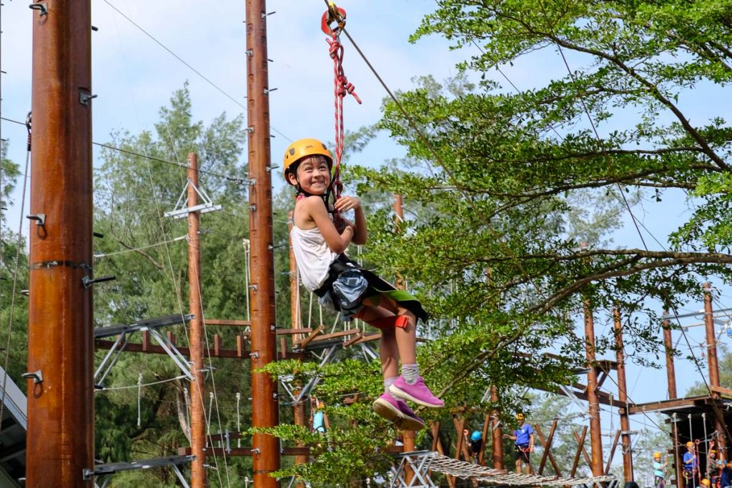 climbing with Imagine, Summer camp 2019-1