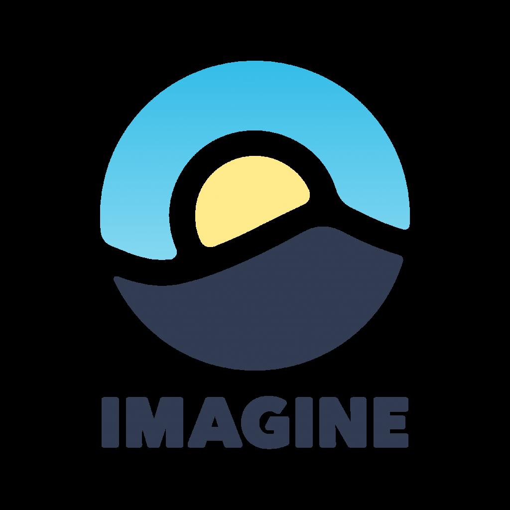 Imagine Logo Stacked RGB