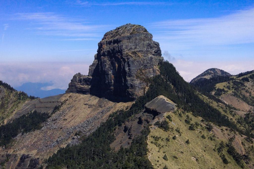 Dabajian Mountain 大霸尖山