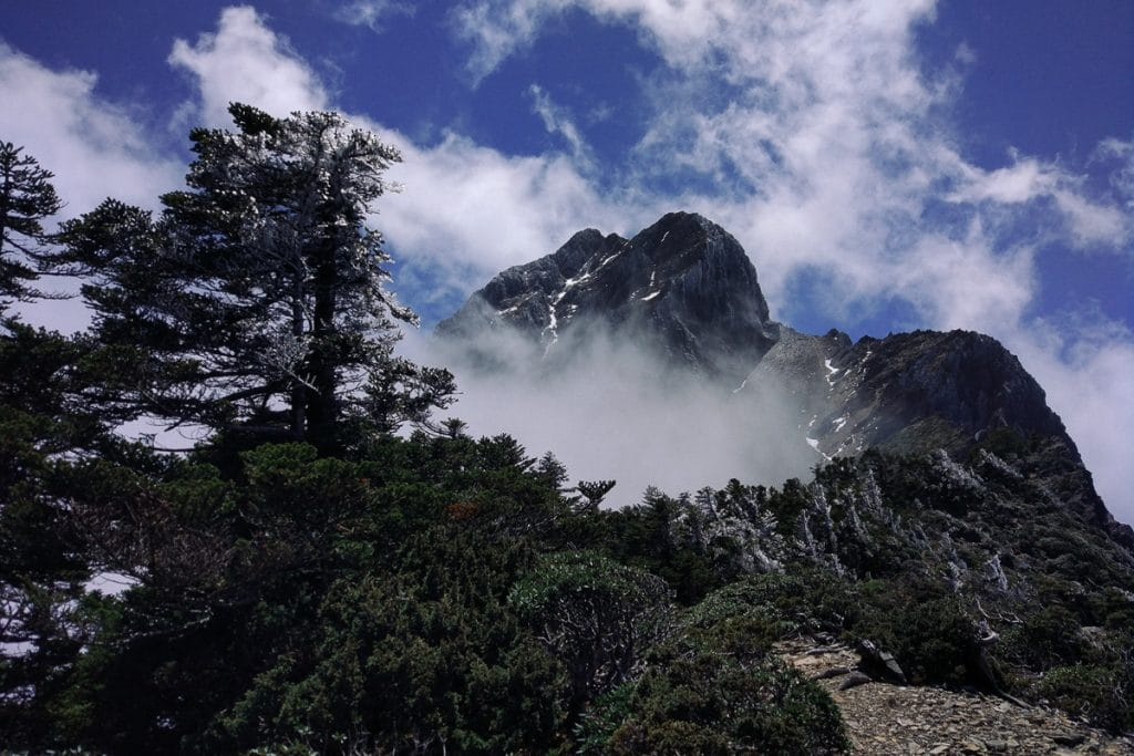 Jade Mountain 玉山