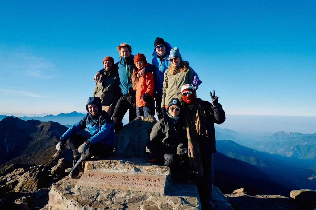 Jade Mountain Taiwan