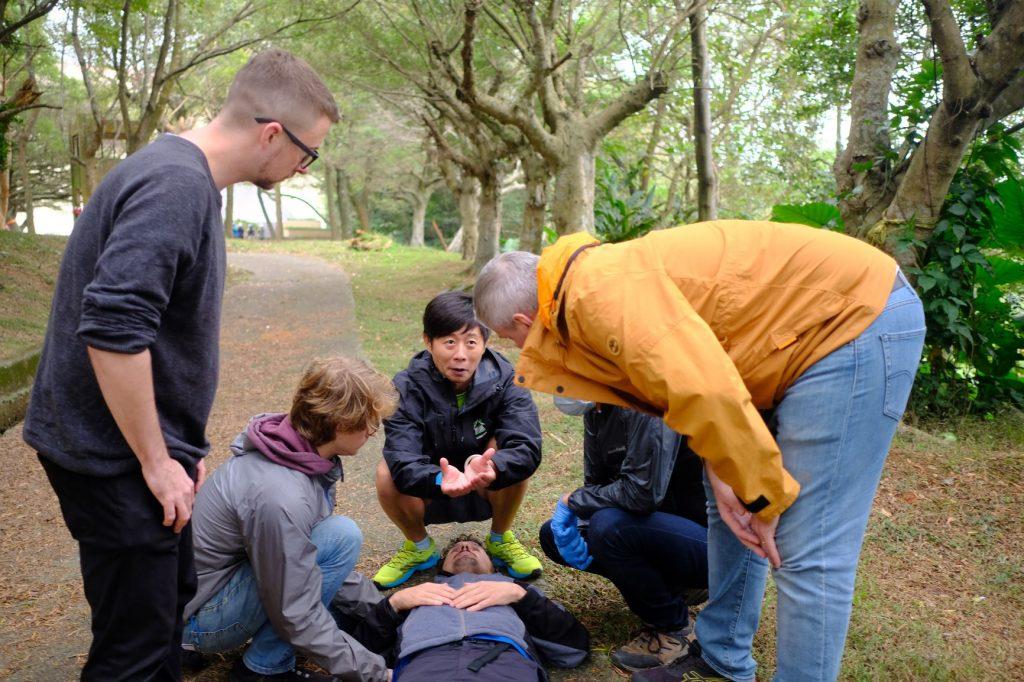 Wilderness Advanced First Aid 3