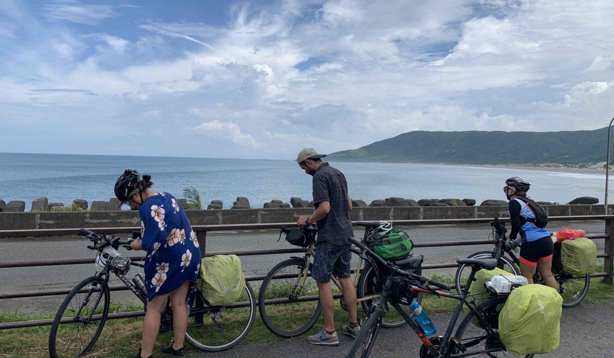 Cycling Taiwan's east coast
